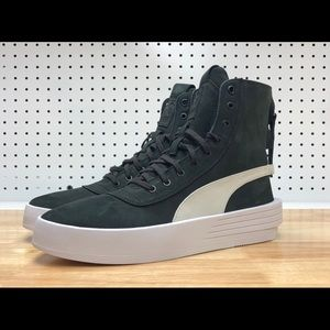 2cabbd608b99 Puma Shoes - Puma XO Parallel Black White The Weeknd sz 10